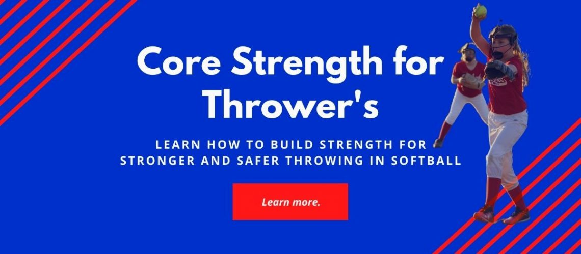 Core Strength for Thrower's