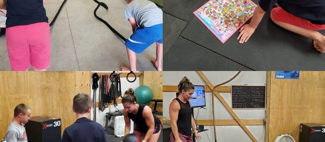 landon workout