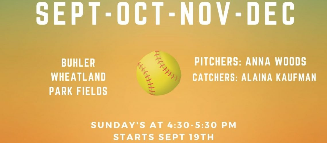 softball catchingpitching camp revised